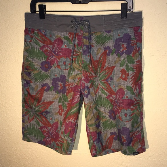 Vans Other - Men's Vans Deck Siders Shorts